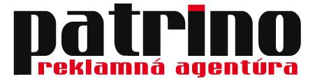 PATRINO-reklamná agentúra Logo